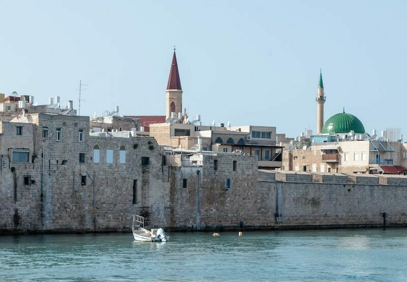 Acre fortifications