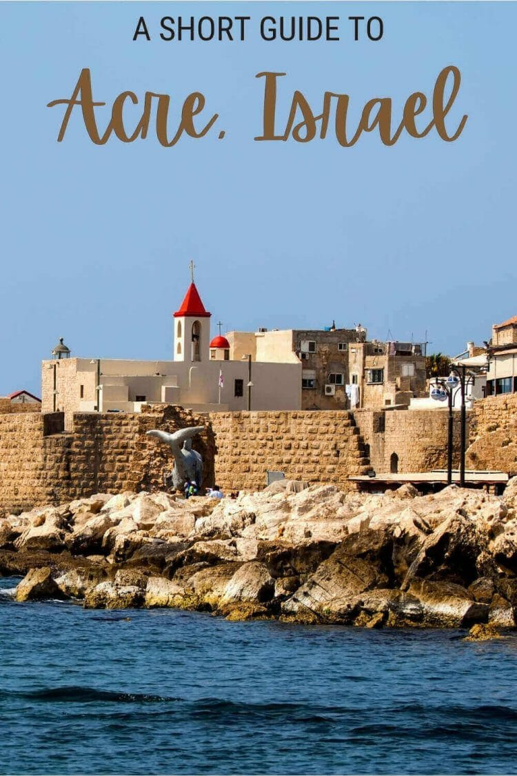 Check out this quick guide to Acre, Israel - via @clautavani