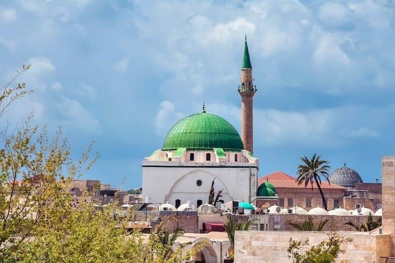 Al Jazzar Mosque Acre
