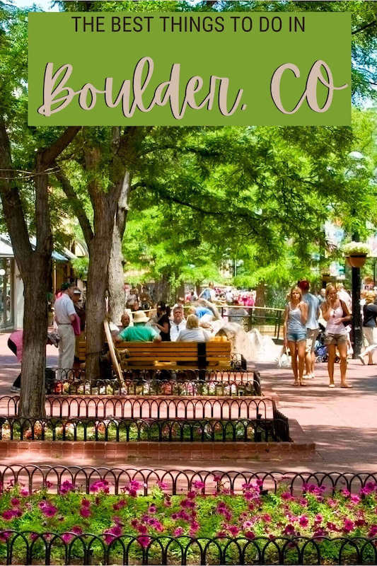 Discover the best things to do in Boulder, CO - via @clautavani