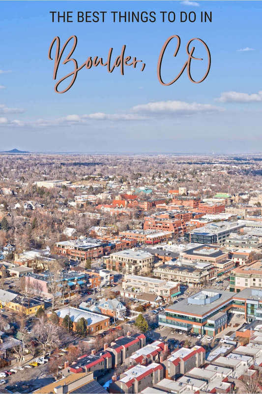 Read about what to see and do in Boulder, CO - via @clautavani