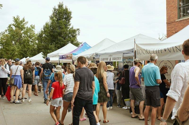 Boulder Farmer Market