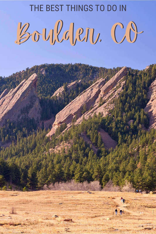 Check out this list of things to do in Boulder - via @clautavani
