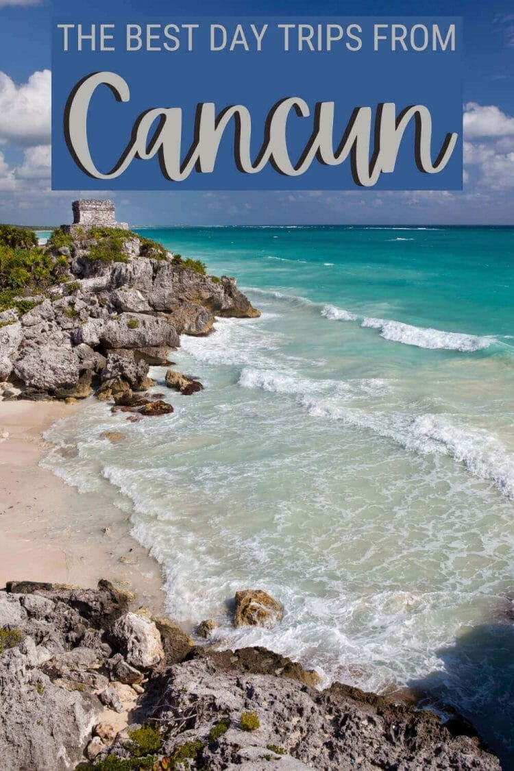 Discover the best places to visit on day trips from Cancun - via @clautavani