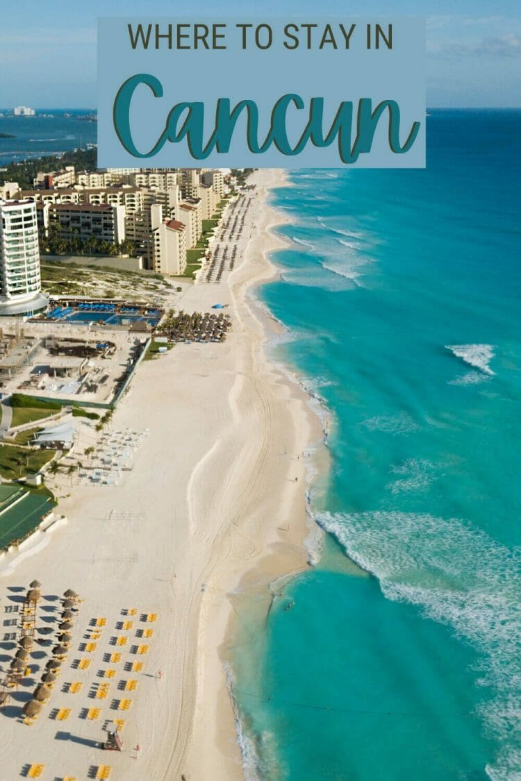 Check out the best places to stay in Cancun - via @clautavani