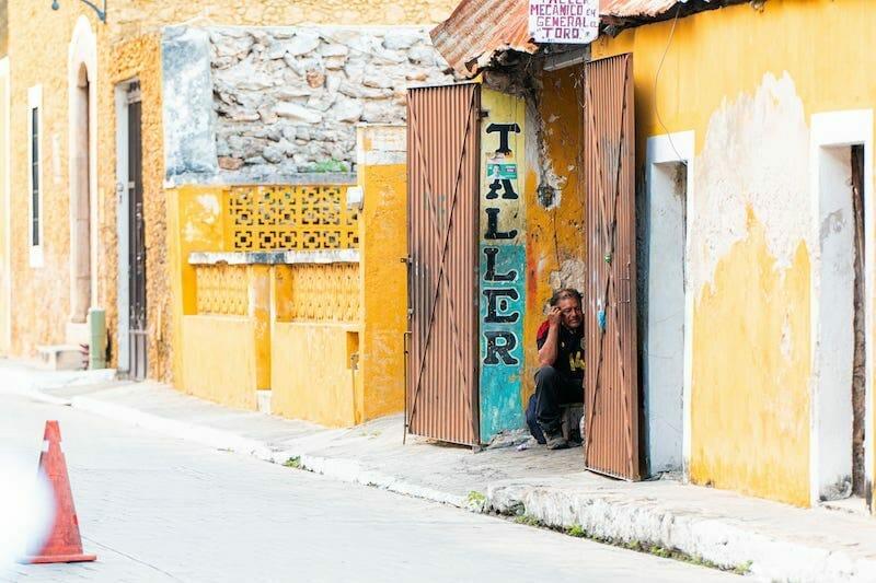 Izamal Mexico