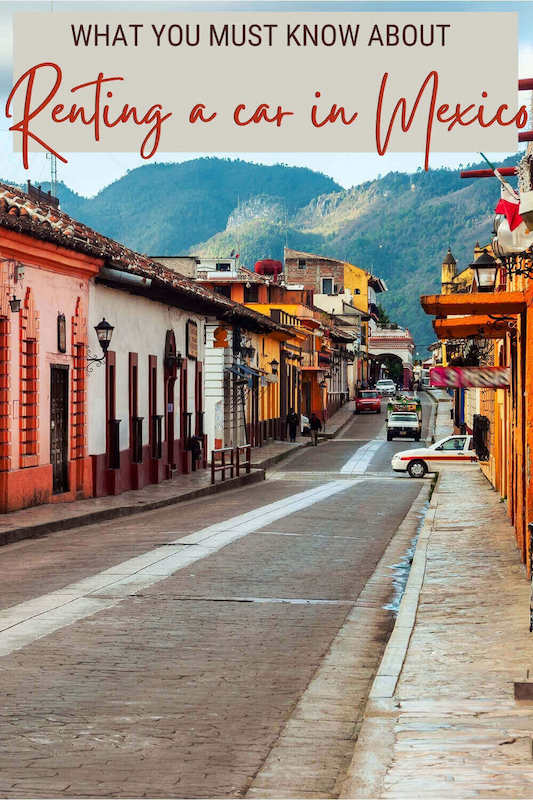 Discover what you must know before renting a car in Mexico - via @clautavani
