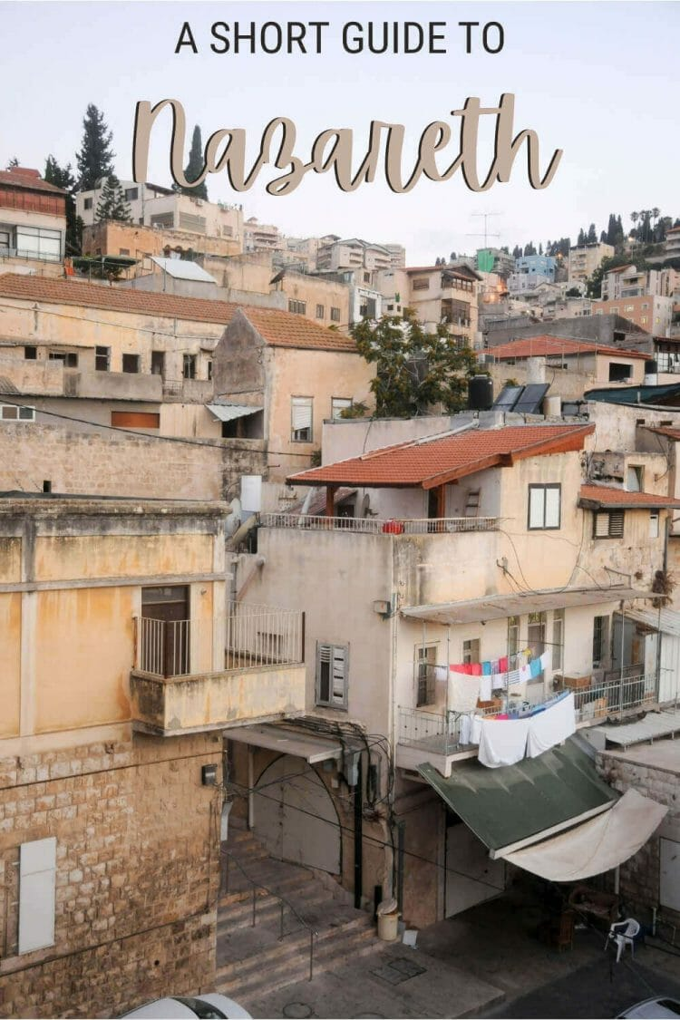 Read about the best things to do in Nazareth, Israel - via @clautavani
