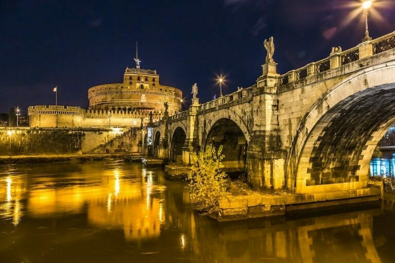 why visit Rome