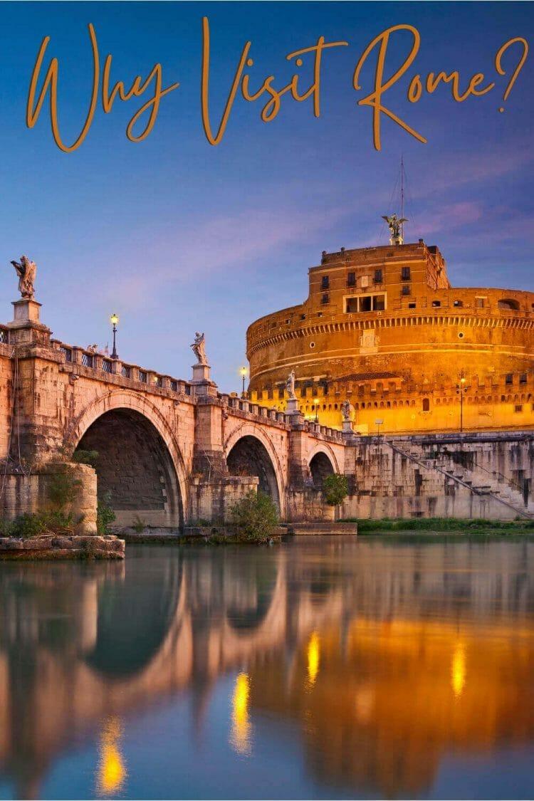 Discover why you should visit Rome - via @clautavani