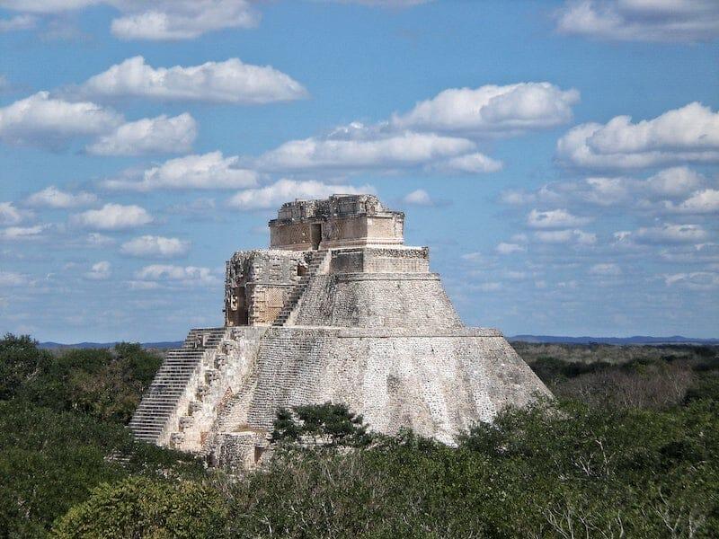 Great Pyramid Uxmal