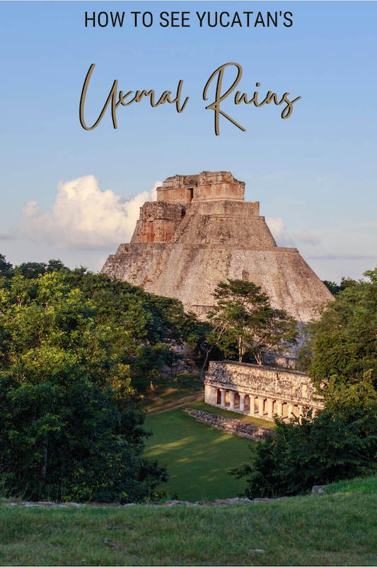 Find out everything you need to know before visiting Uxmal Ruins, Mexico - via @clautavani