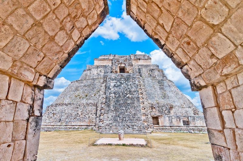 Uxmal Great Pyramid